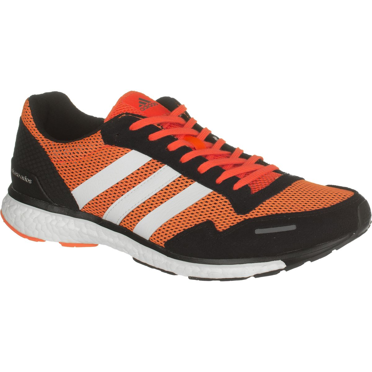 adidas adizero adios boost 3 running shoe men 39 s competitive cyclist. Black Bedroom Furniture Sets. Home Design Ideas