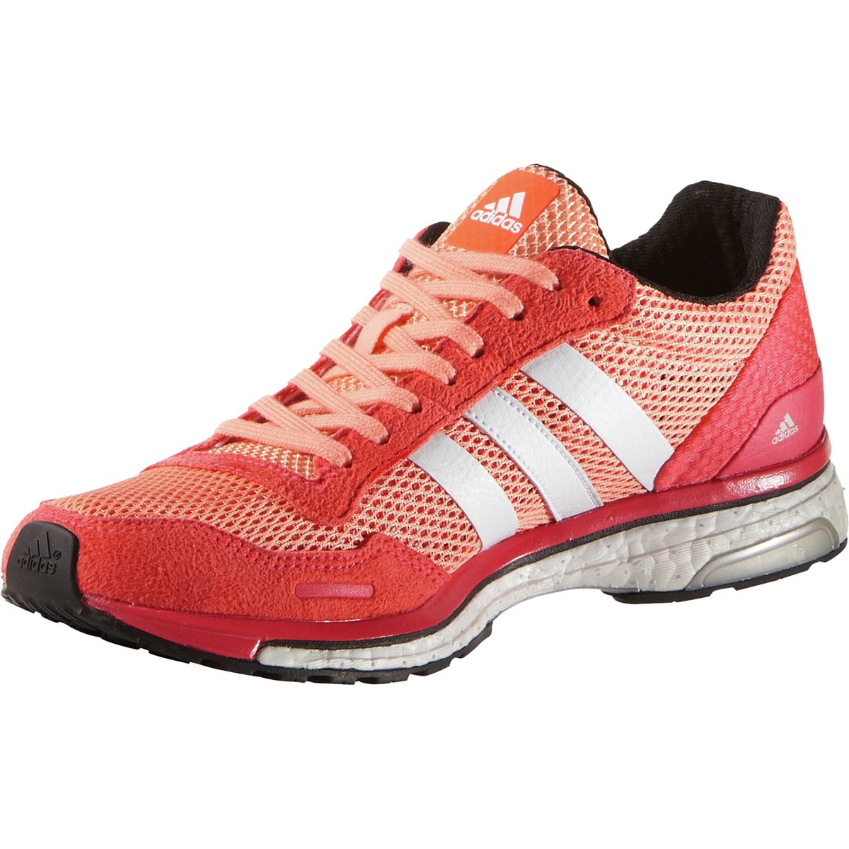 adidas adizero adios boost 3 running shoe women 39 s competitive cyclist. Black Bedroom Furniture Sets. Home Design Ideas