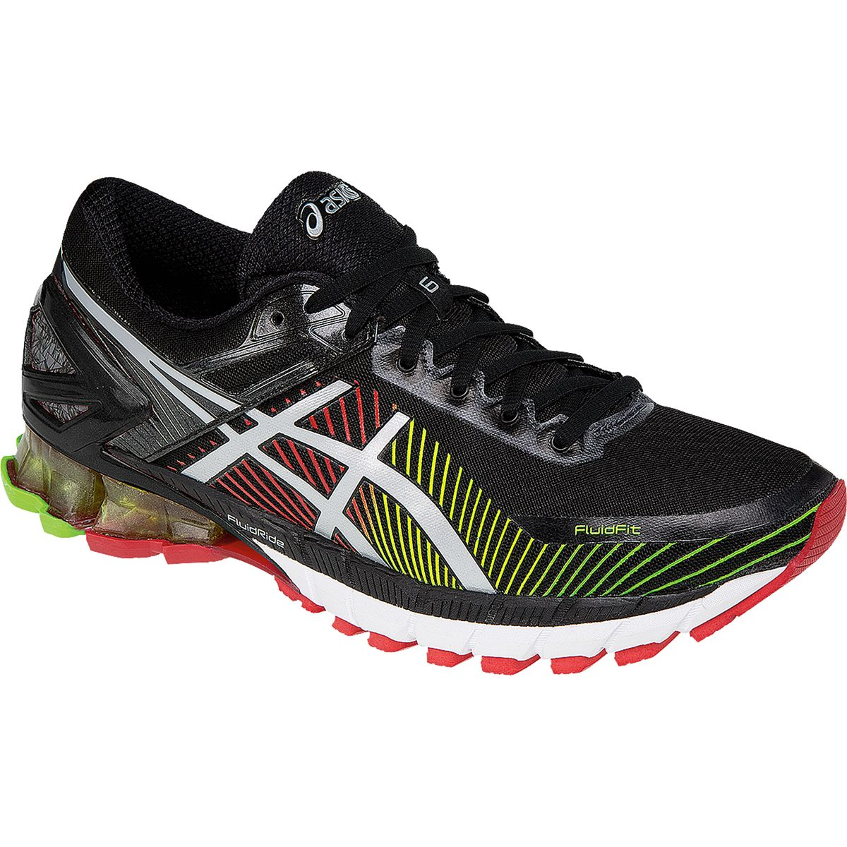 asics gel kinsei 6 running shoe men 39 s competitive cyclist. Black Bedroom Furniture Sets. Home Design Ideas