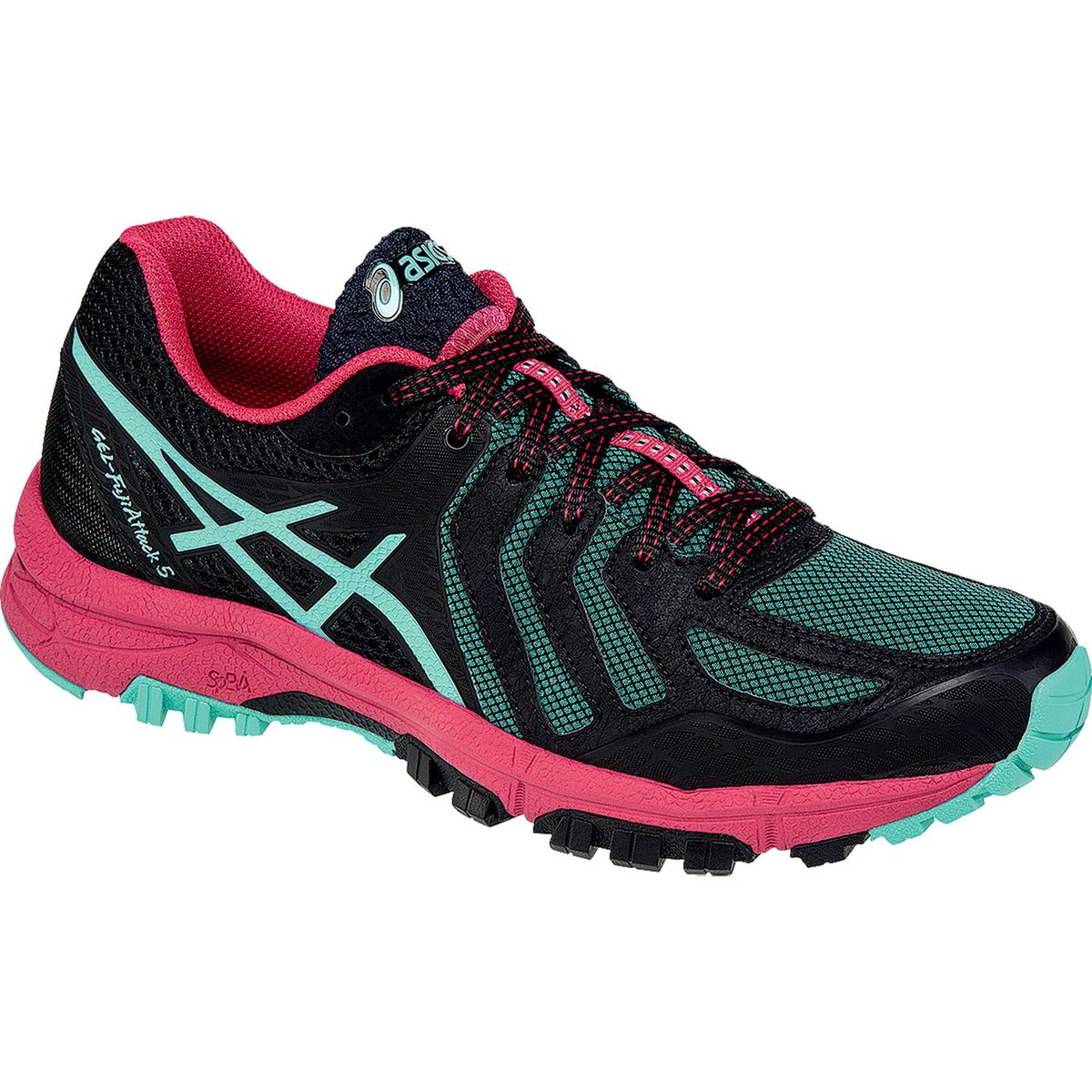 asics gel trail attack 6 womens