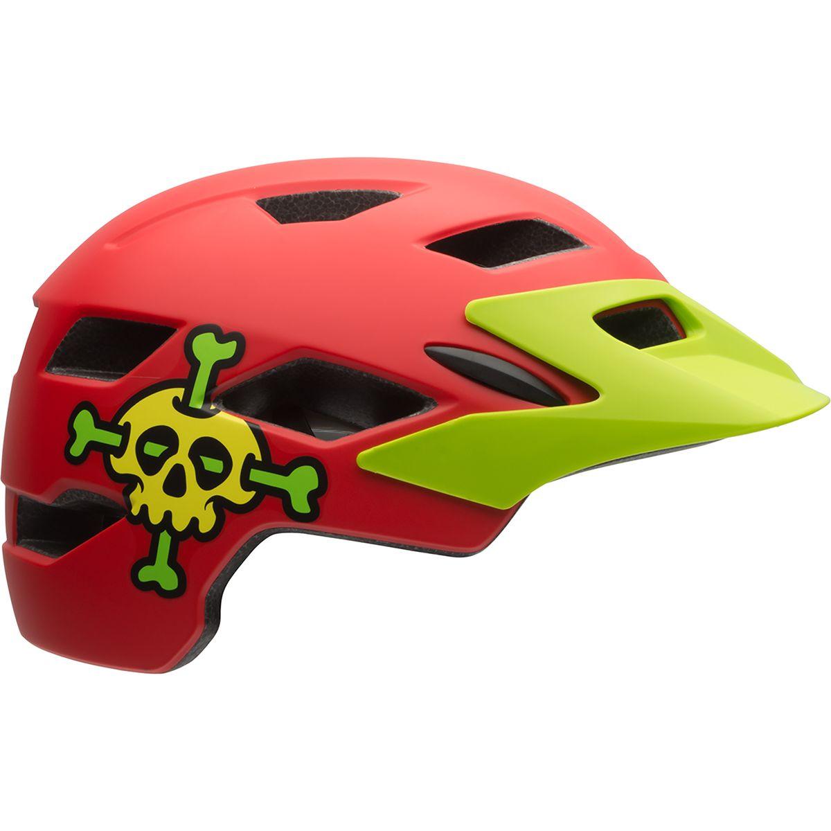 bell sidetrack helmet child competitive cyclist. Black Bedroom Furniture Sets. Home Design Ideas