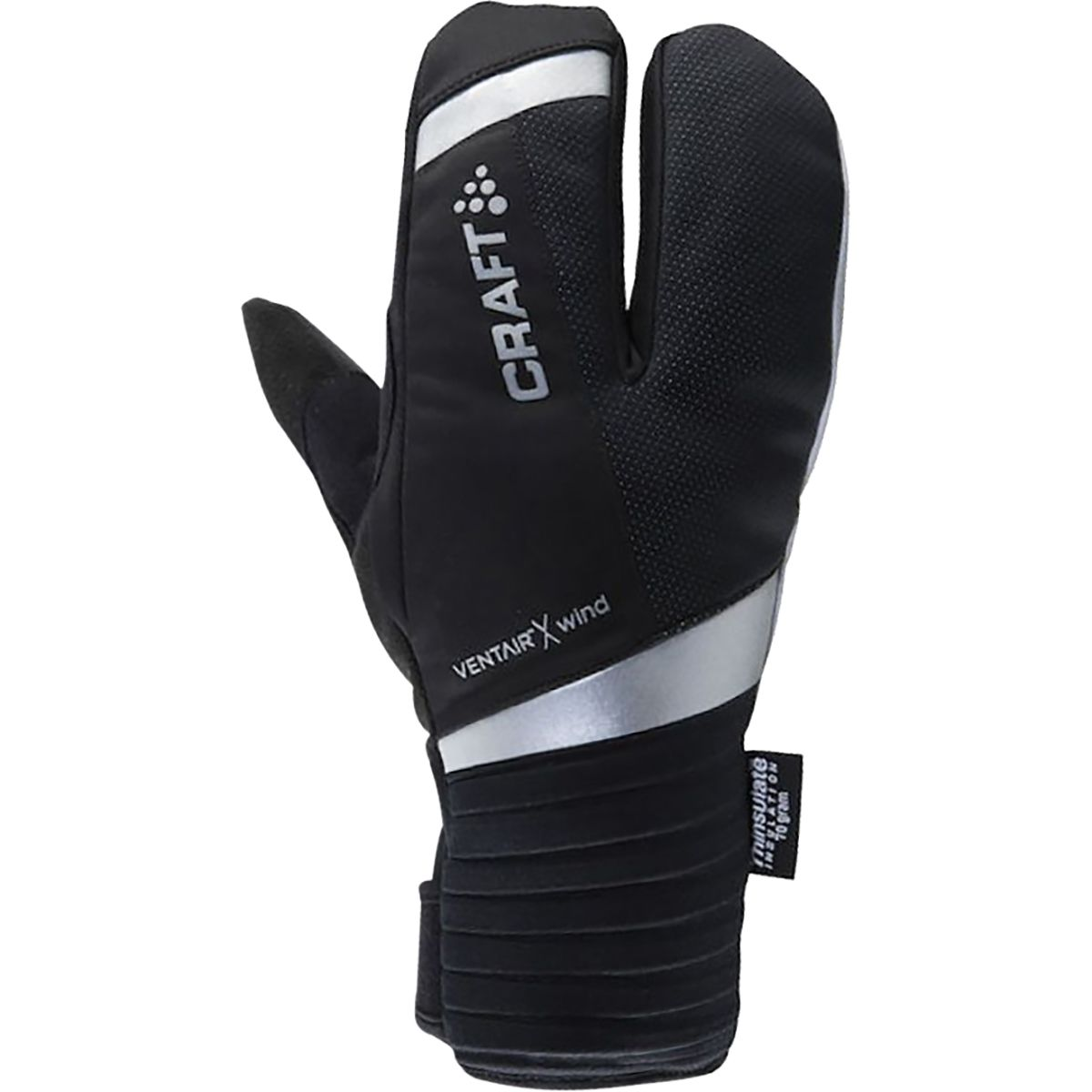 Craft Shield Split Finger Gloves Competitive Cyclist