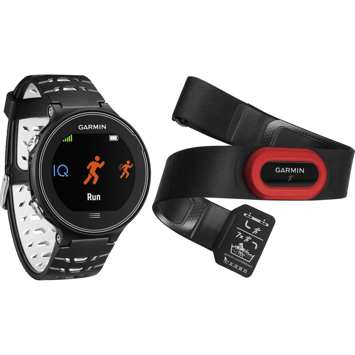garmin forerunner 630 bundle competitive cyclist. Black Bedroom Furniture Sets. Home Design Ideas