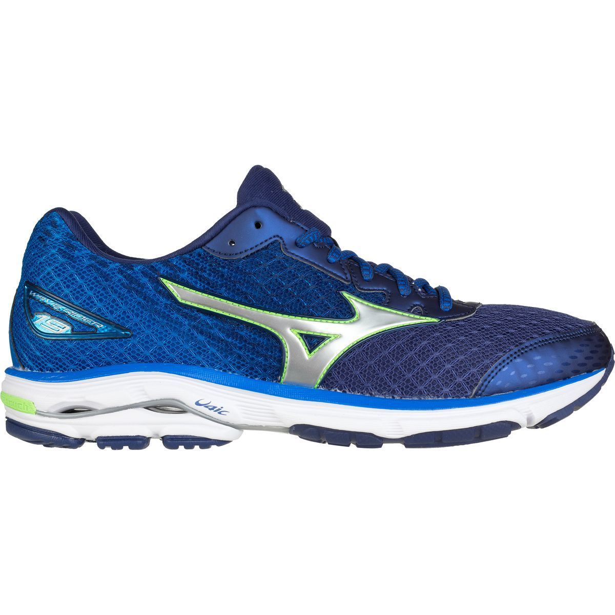 mizuno wave rider 19 running shoe men 39 s competitive cyclist. Black Bedroom Furniture Sets. Home Design Ideas