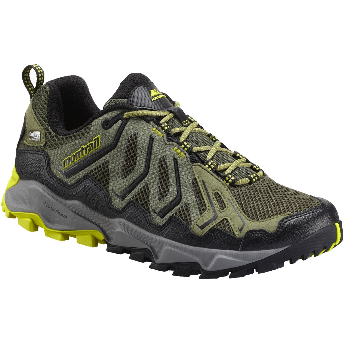 Montrail Trans Alps Trail Running Shoes