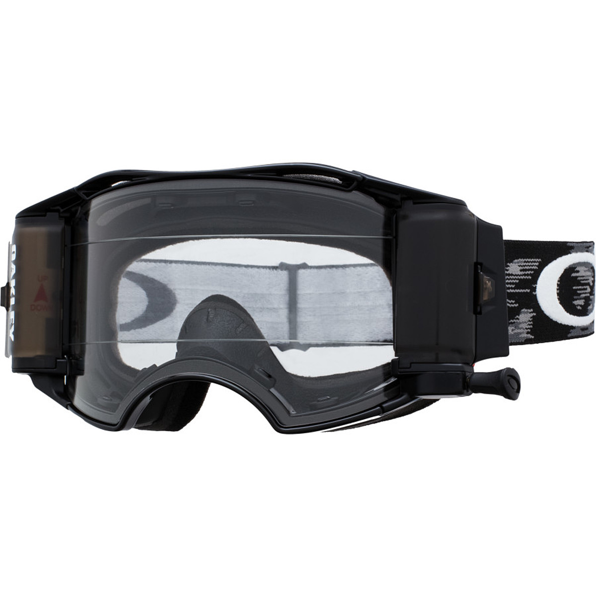 oakley airbrake roll off instructions