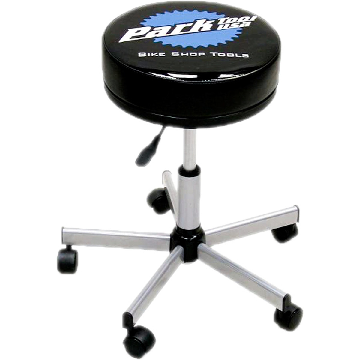 Park Tool Rolling Adjustable Height Shop Stool Stl 2