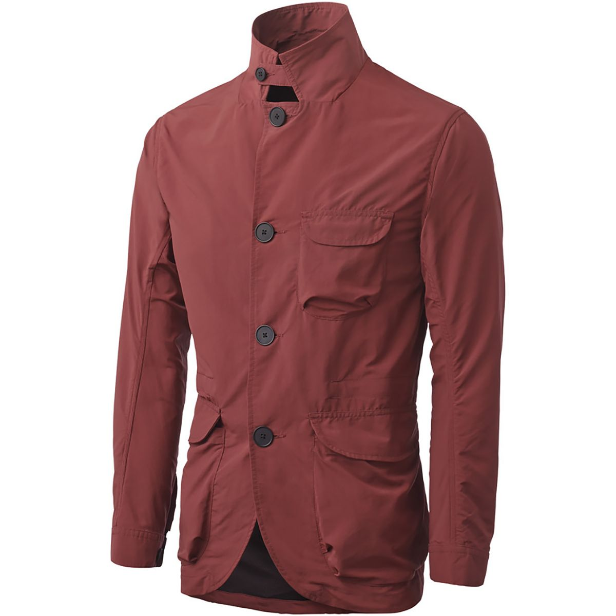 Packable Nylon Jacket at Amazon Mens Clothing store: