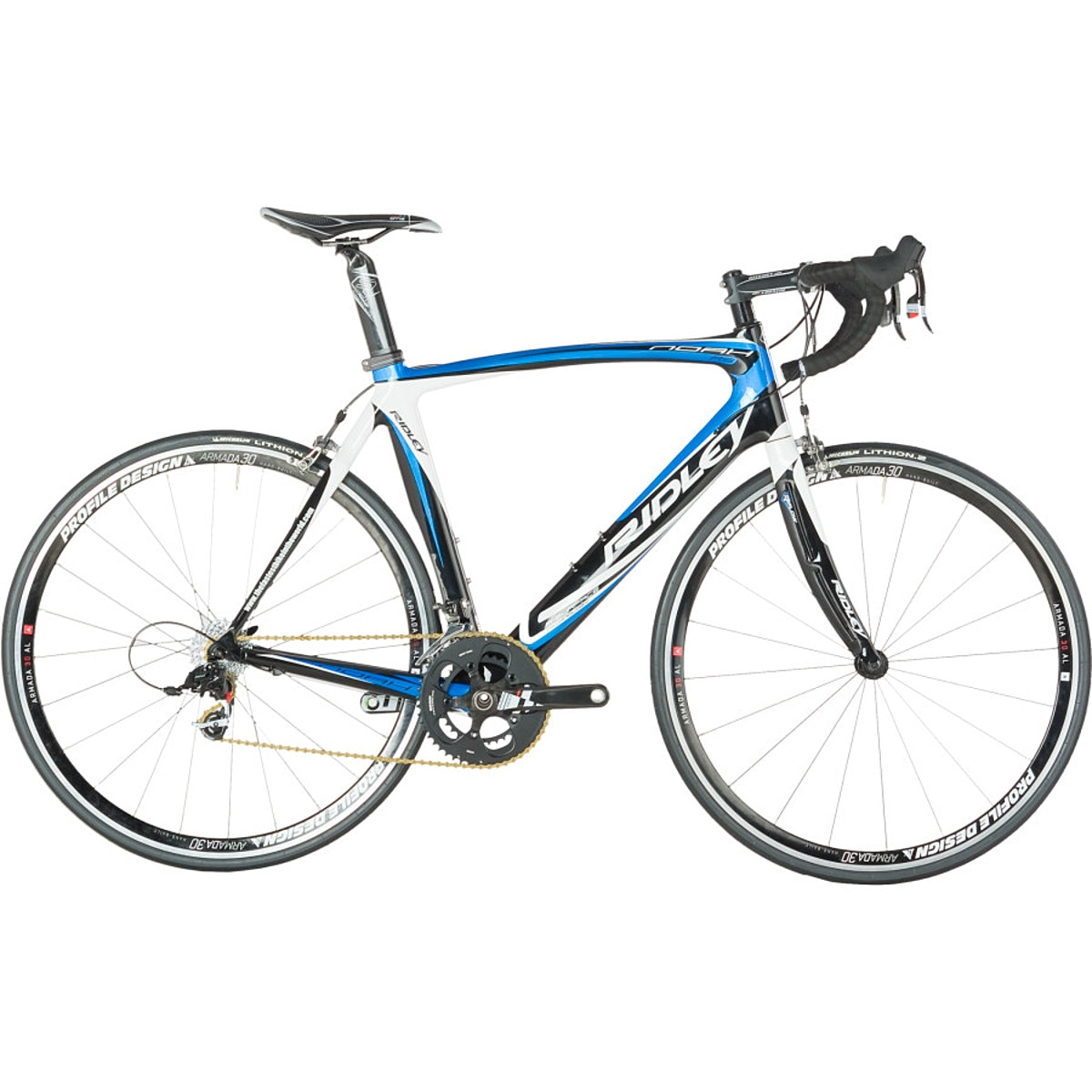 Ridley Noah Rs Sram Red Complete Bike 2012 Competitive