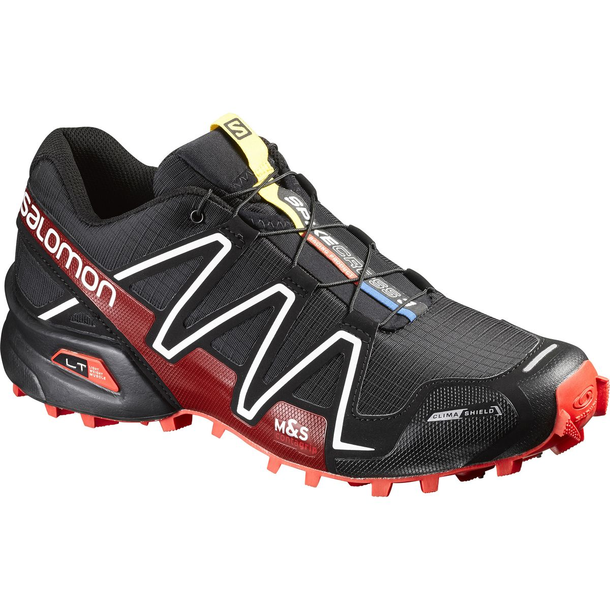 salomon spikecross 3 cs trail running shoe s