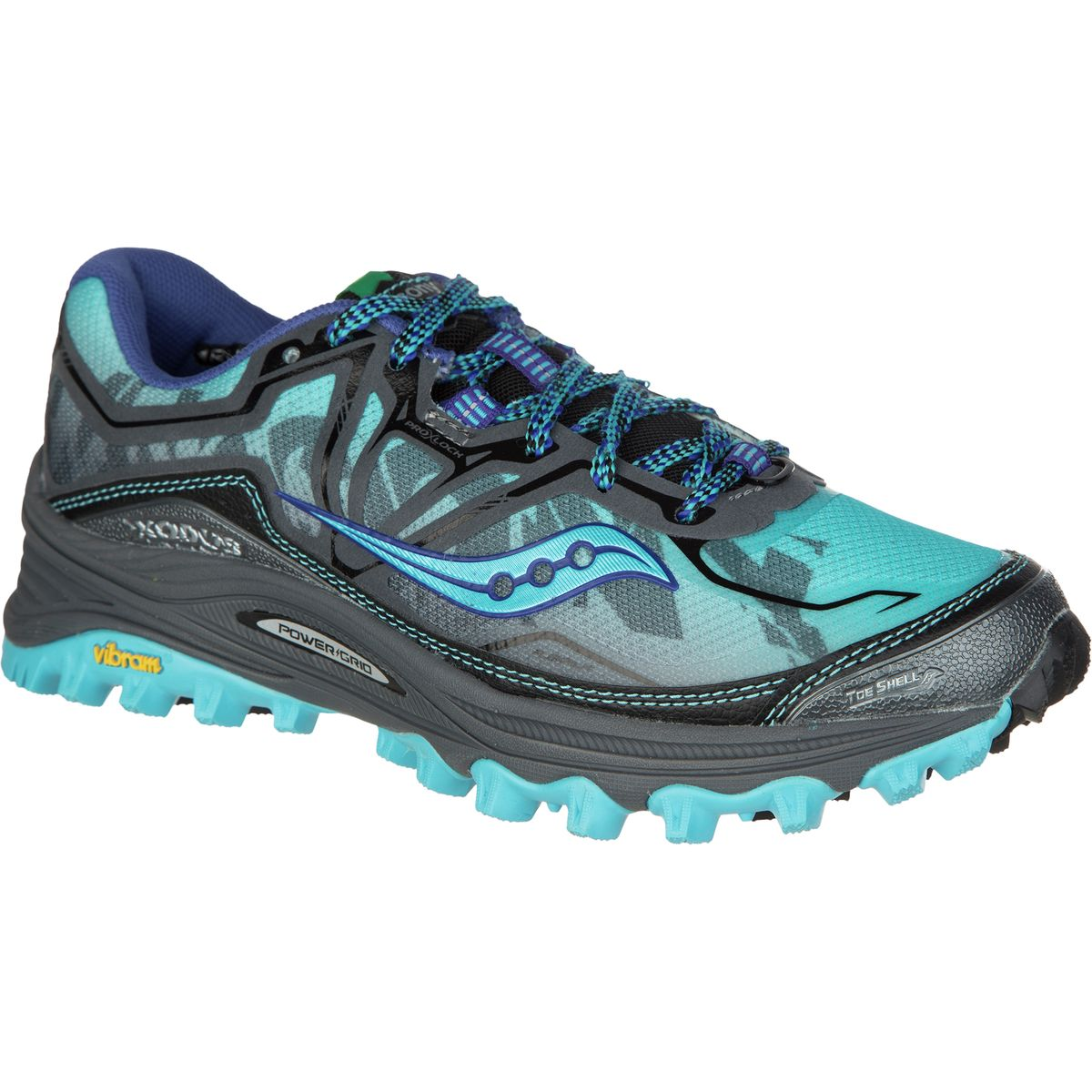 saucony powergrid xodus 6 0 trail running shoe women 39 s. Black Bedroom Furniture Sets. Home Design Ideas