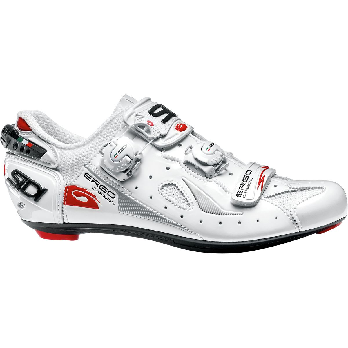 sidi ergo 4 carbon cycling shoe s competitive cyclist