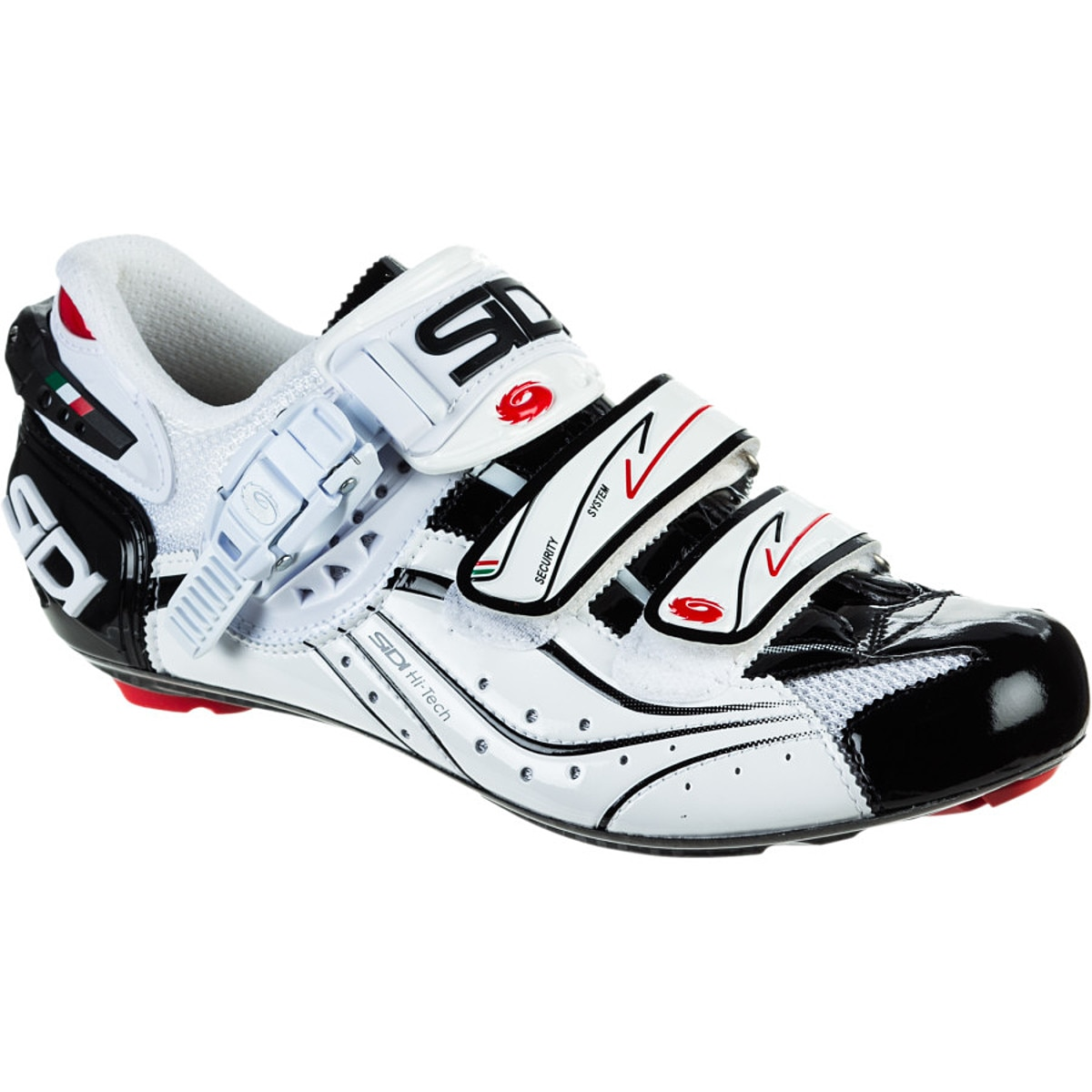 sidi genius 6 6 vent carbon shoes competitive cyclist. Black Bedroom Furniture Sets. Home Design Ideas