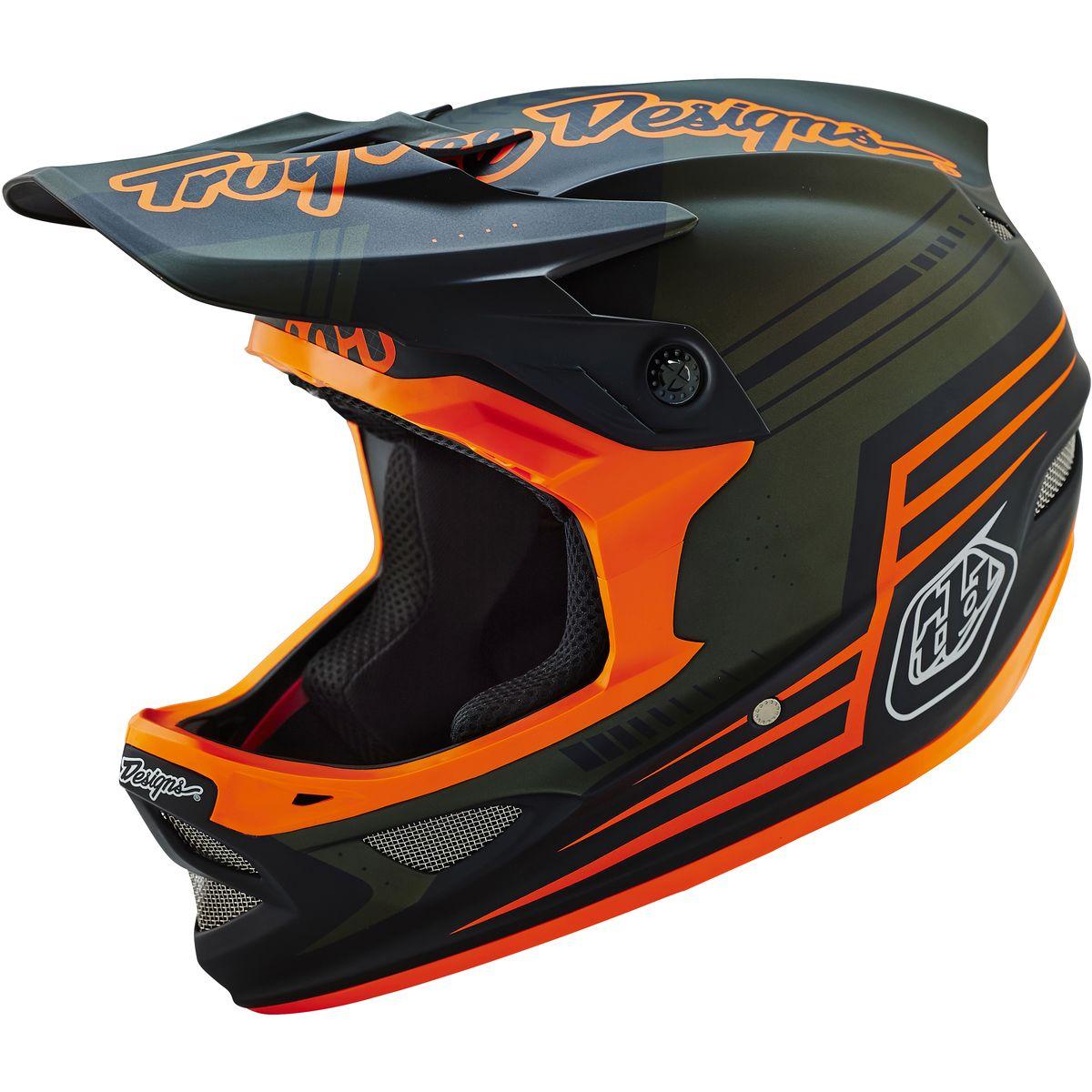 Troy Lee Designs D3 Composite Helmet Competitive Cyclist