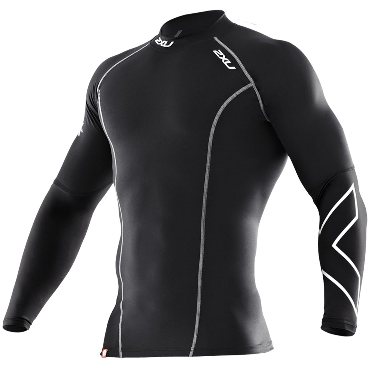 2xu thermal compression top long sleeve men 39 s for Best long sleeve shirts for men