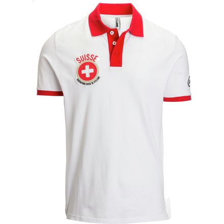 Polo SwissFed Short-Sleeve Cycling T-Shirt - Men's Assos