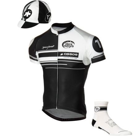 Assos Six-Days Pack