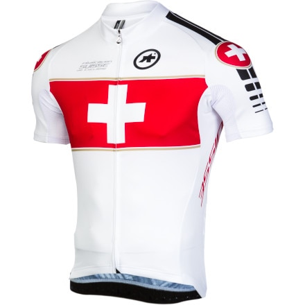Assos ss.suisseOlympiakos_s7 Cycling Jersey