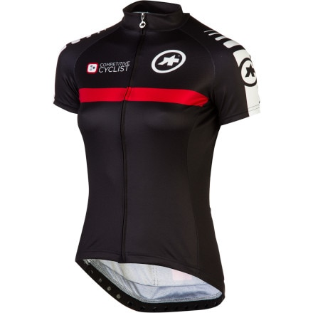 Assos Competitive Cyclist SS Jersey Equipe Lady