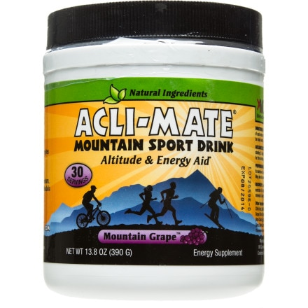 Acli-Mate Mountain Tub - 30-Serving