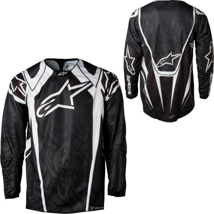 Alpinestars MTB Techstar Jersey - Long-Sleeve - Men's