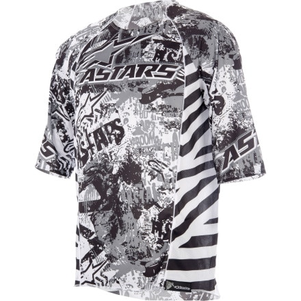 Alpinestars Gravity Jersey - 3/4-Sleeve - Men's