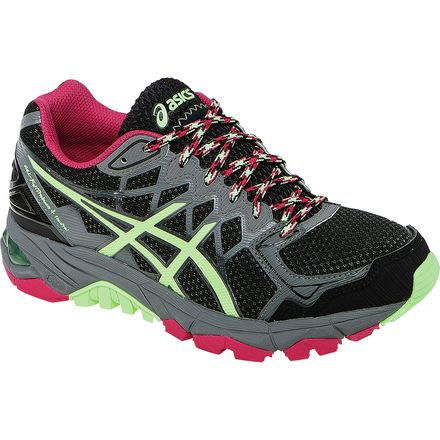 Asics Gel-FujiTrabuco 4 Neutral Trail Running Shoe - Women's