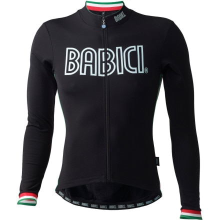 Babici Italo Winter Long Sleeve Jersey
