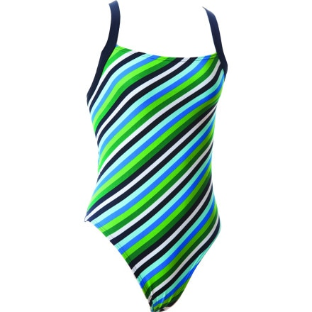 Blueseventy Energy Stripe One-Piece Women's Swimsuit
