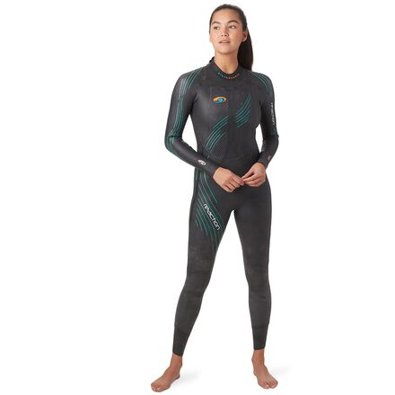 Reaction Full Wetsuit - Women's Blueseventy