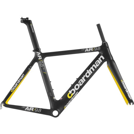 Boardman Bikes Elite 9.8 AiR Di2 Road Bike Frameset - 2013