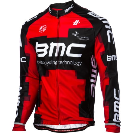 BMC Long-Sleeve Jersey - 2011