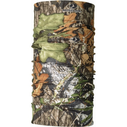 UV Buff - Mossy Oak Print Buff