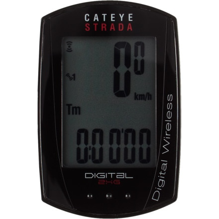 CatEye Strada Digital Cadence Wireless Computer