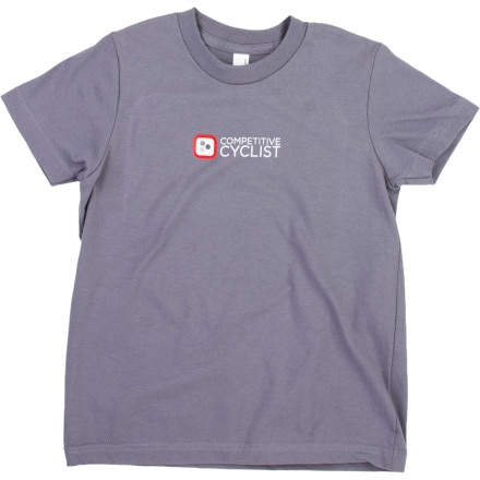 Competitive Cyclist Short Sleeve Boy's  T-Shirt