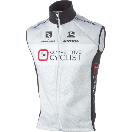 Competitive Cyclist Racing Team Windtex Vest
