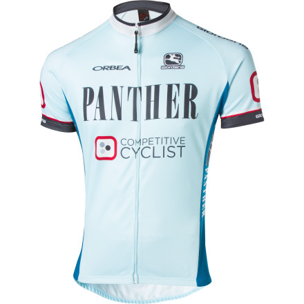 Competitive Cyclist Team Panther Short Sleeve Jersey