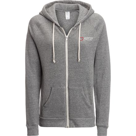 Logo Full-Zip Hoodie - Women's Competitive Cyclist