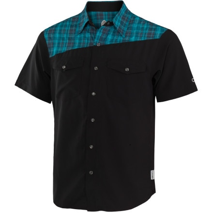 Club Ride Apparel Bolt Jersey - Short-Sleeve - Men's