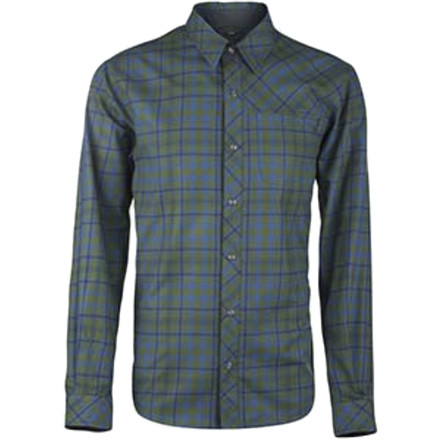 Club Ride Apparel Jack Flannel Jersey - Men's