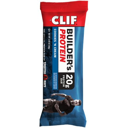 Clifbar Builders Protein Bar - 12 Pack