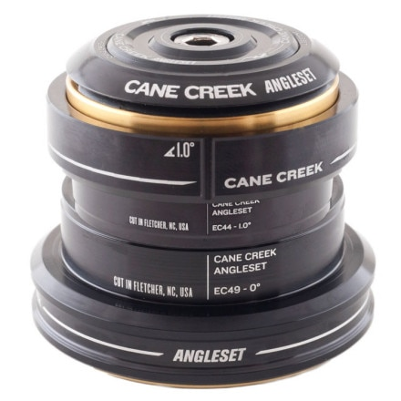 Cane Creek AngleSet EC44/EC49 Mixed Tapered Headset