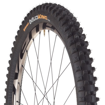 Continental Mud King Tire - Dual Ply