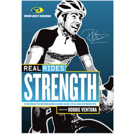 CycleOps RealRides Strength Indoor Trainer DVD