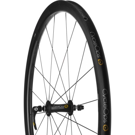 CycleOps G3 SES 3.4 CLINCHER / Joule GPS Wheelset