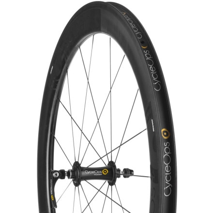 CycleOps G3 SES 6.7 CLINCHER Wheelset / Joule GPS
