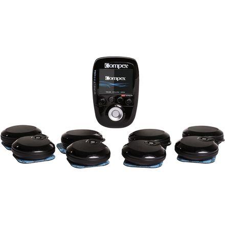 Wireless USA Muscle Stimulator Kit Compex
