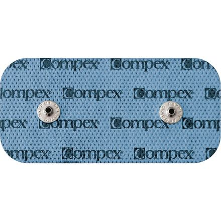 Easy Snap Performance Electrodes 2in X 4in Compex