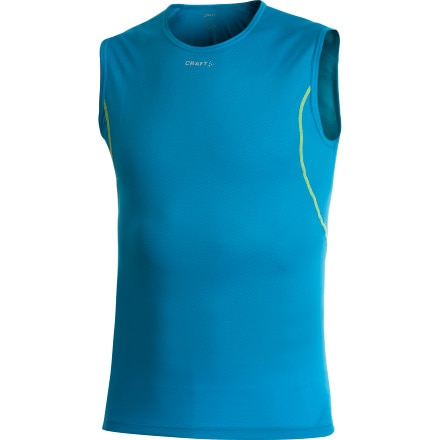 Craft COOL Mesh Sleeveless Base Layer - 2012