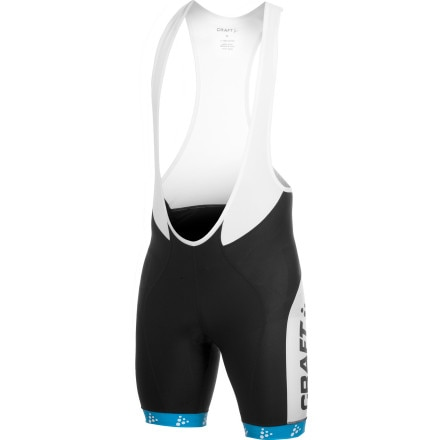 Craft Active Logo Bib Short - Men's